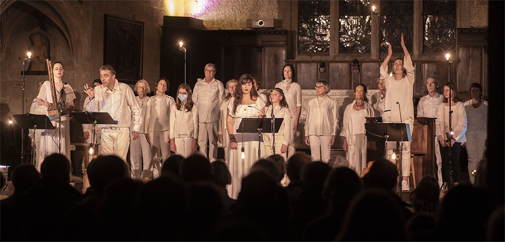 """Concert des """"Sphères du Paradis"""" par la Camera Delle Lacrime à Tournon le 24/10"""